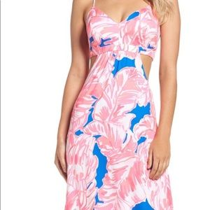 NWT Lilly Pulitzer Linley Maxi dress
